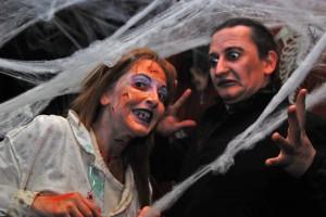 Atrevete a vivir un Terrorifico Halloween
