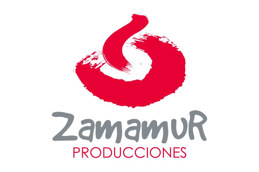 Logo Zamamur Producciones